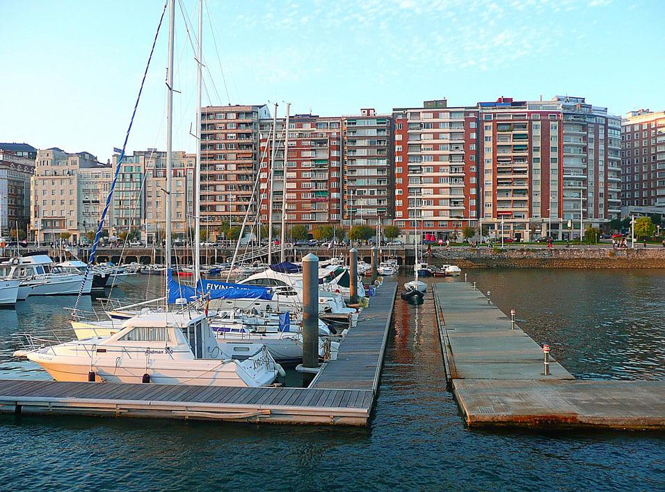 Puerto Chico en Santander