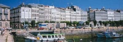 La Marina de A Coruña