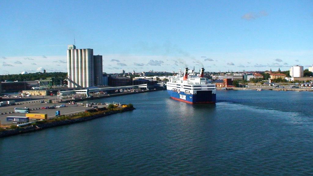 Puerto de Estocolmo