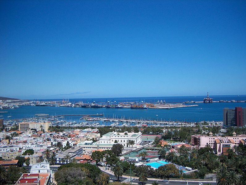 Puerto de La Luz