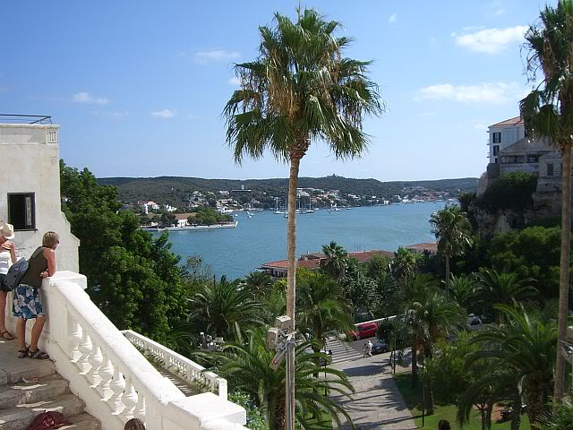 Puerto de Menorca