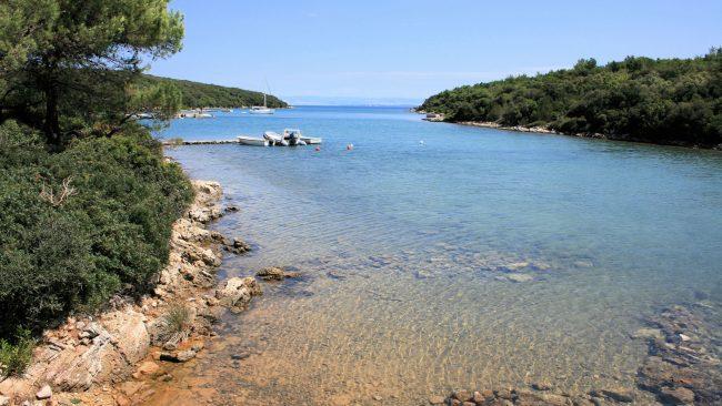 Punta Kriza, Croacia