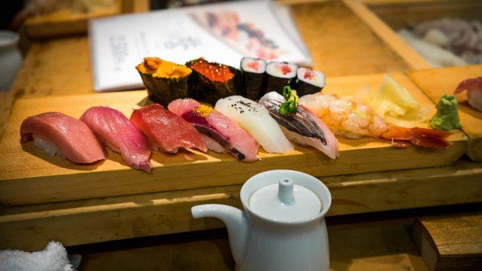 Qué restaurantes elegir en Tokio