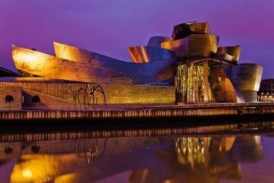 que ver en Bilbao Guggenheim