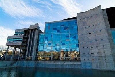 que ver en Bilbao Palacio de Euskalduna