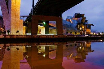 que ver en Bilbao río Nervón