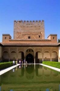 que ver en Granada Alhambra