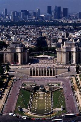 que ver en París campo de marte