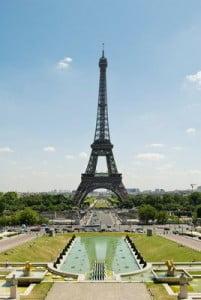 que ver en París torre eiffel