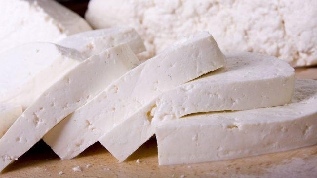 El queso panela