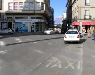 Radiotaxis de Lugo