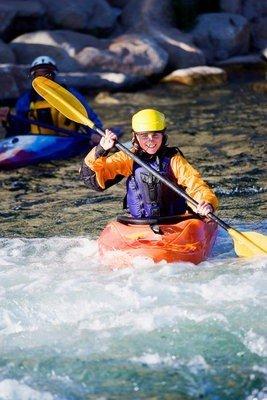 Rafting Aventura  kayak
