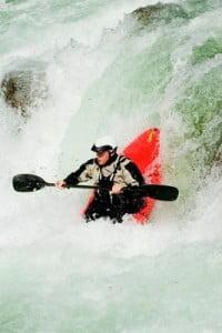 rafting en Galicia descenso