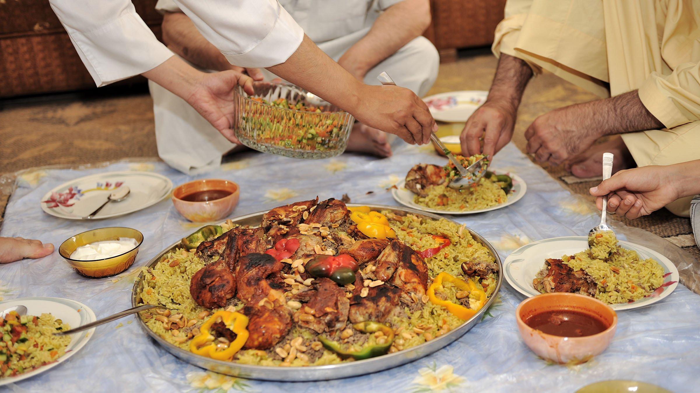 Ramadan en Jordania
