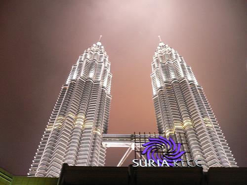 Rascacielos de Kuala Lumpur