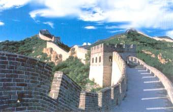 Recorrido de la Muralla China