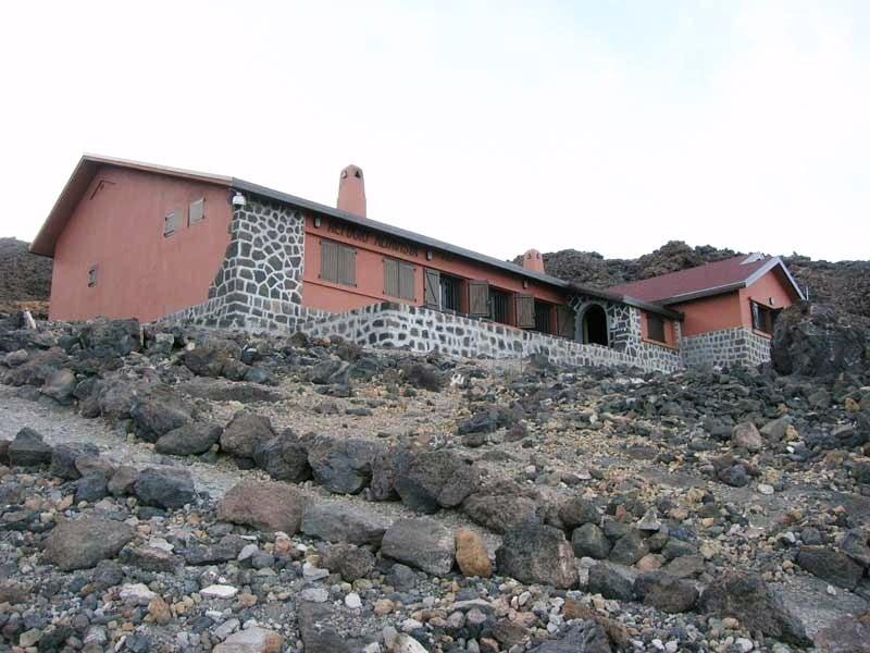 Refugio del Teide, Tenerife