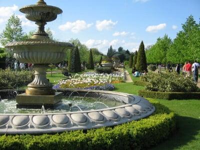 Fuente del Regent's Park
