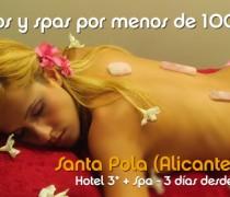 Ofertas de Balnearios & Spas: €100!