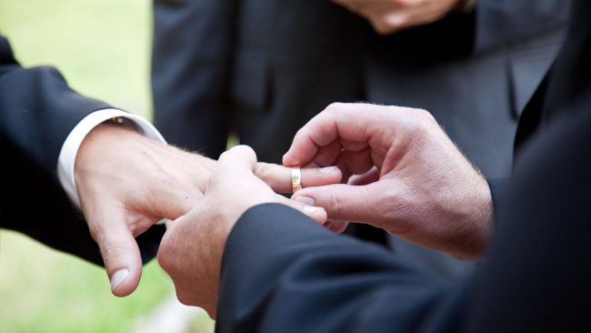 Requisitos para la celebración de una boda gay