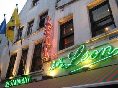 Restaurante Chez León