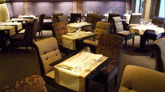 Goumard Restaurant in Paris