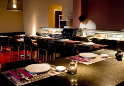restaurante shushi itto en madrid