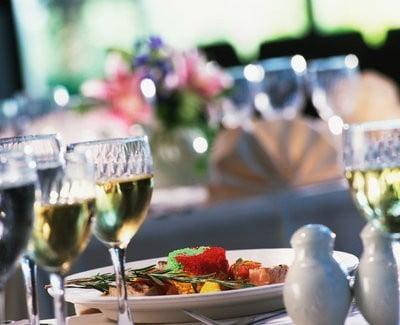 Restaurantes de lujo la mesa