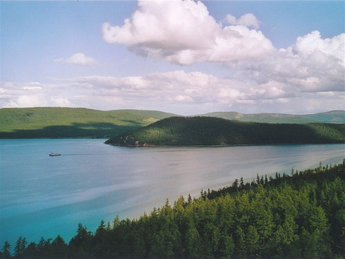 Rio de Nuur, Mongolia