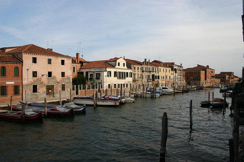 Río en Giudecca