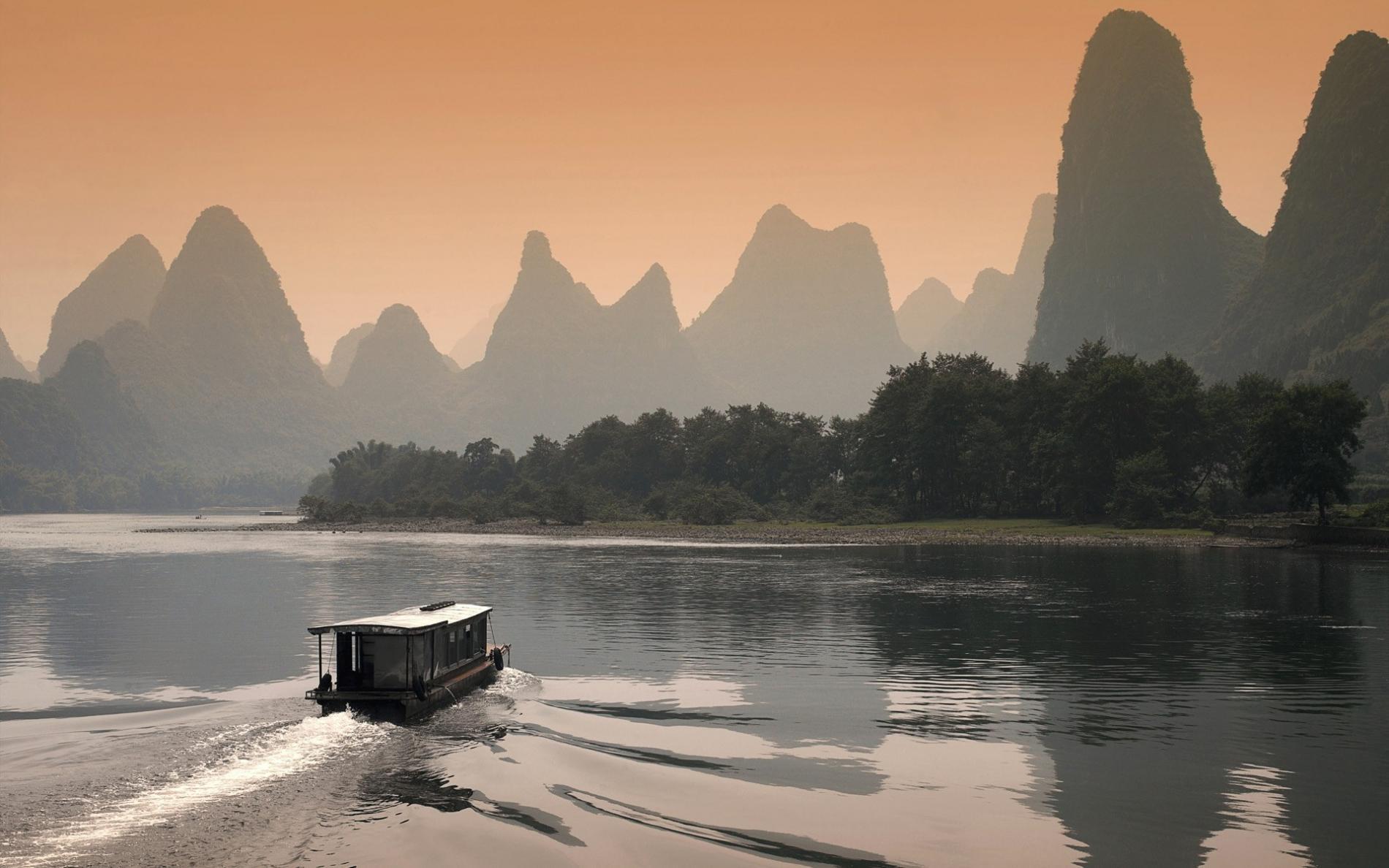 Rio Li en China