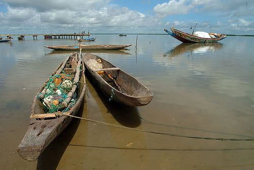 rio senegal pesca