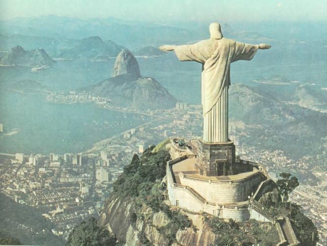 Viajemos a la Nueva Maravilla: Cristo Redentor