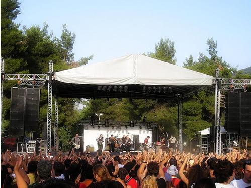Rock en Atenas