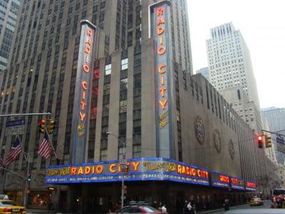 Rockefeller Center en Nueva York
