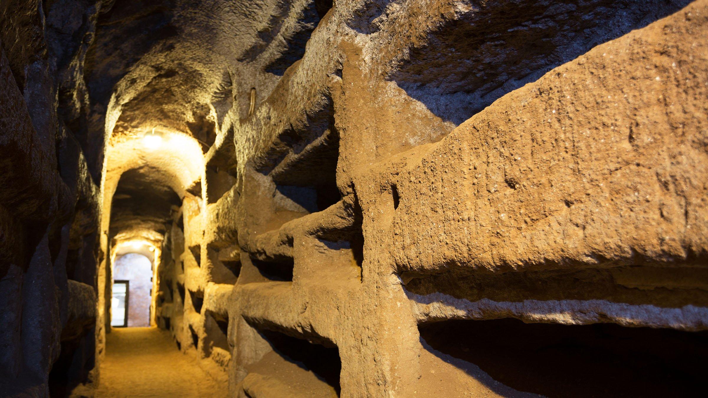Catacumbas romanas