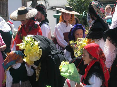 Romería de Pontevedra