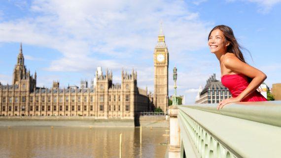 Ropa adecuada para ir a Londres en verano