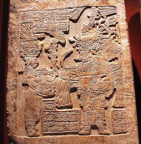 Ruinas Yaxchilán