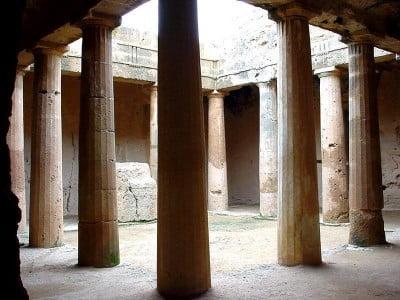 Ruinas arqueológicas de Chipre