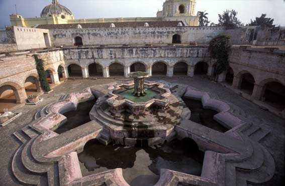 Ruinas de La Antigua Guatemala