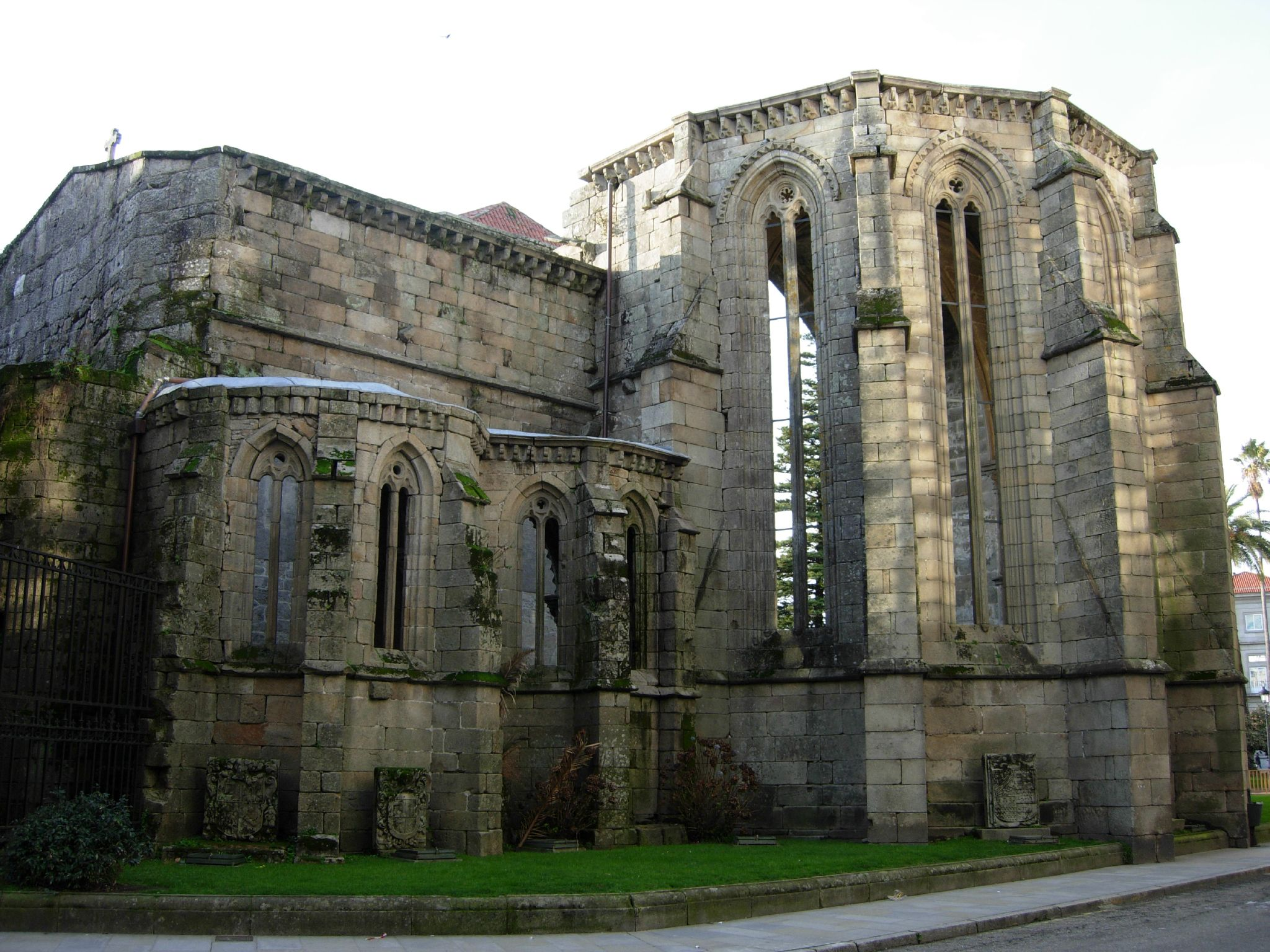 Ruinas de Santo Domingo, Pontevedra