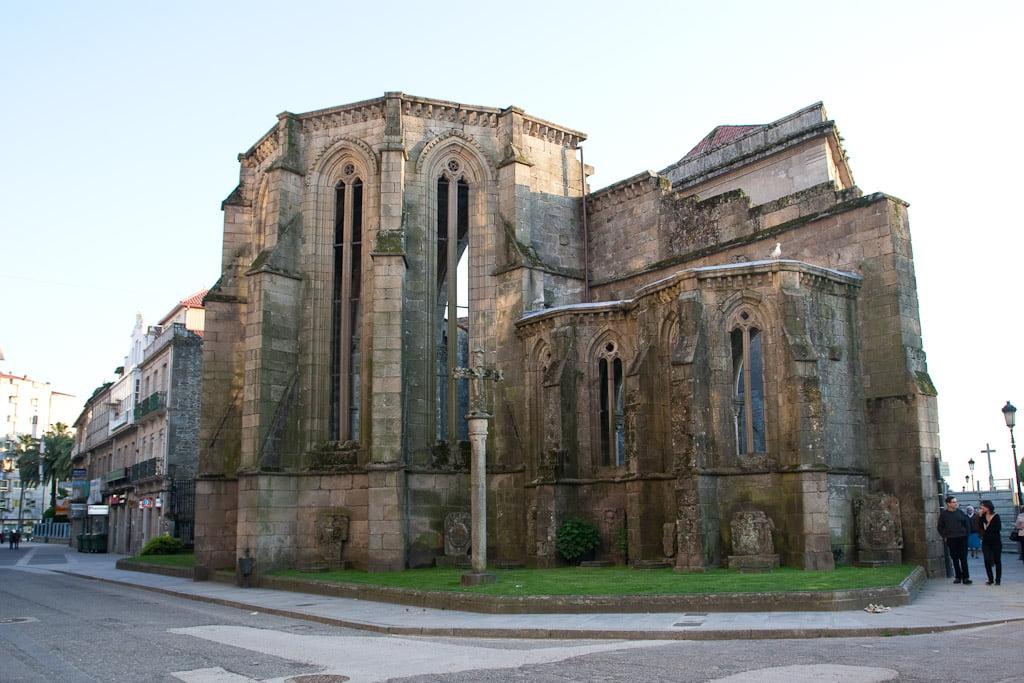 Ruinas de Santo- Domingo, Pontevedra