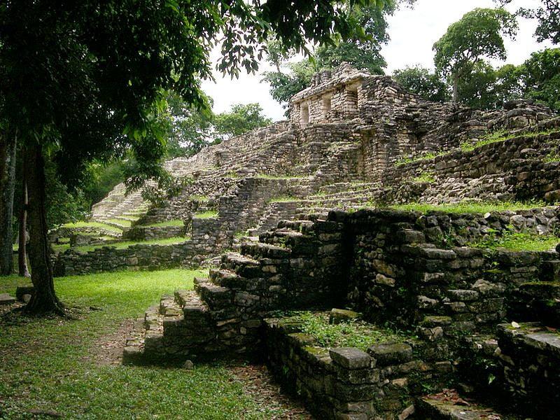 Ruinas maya