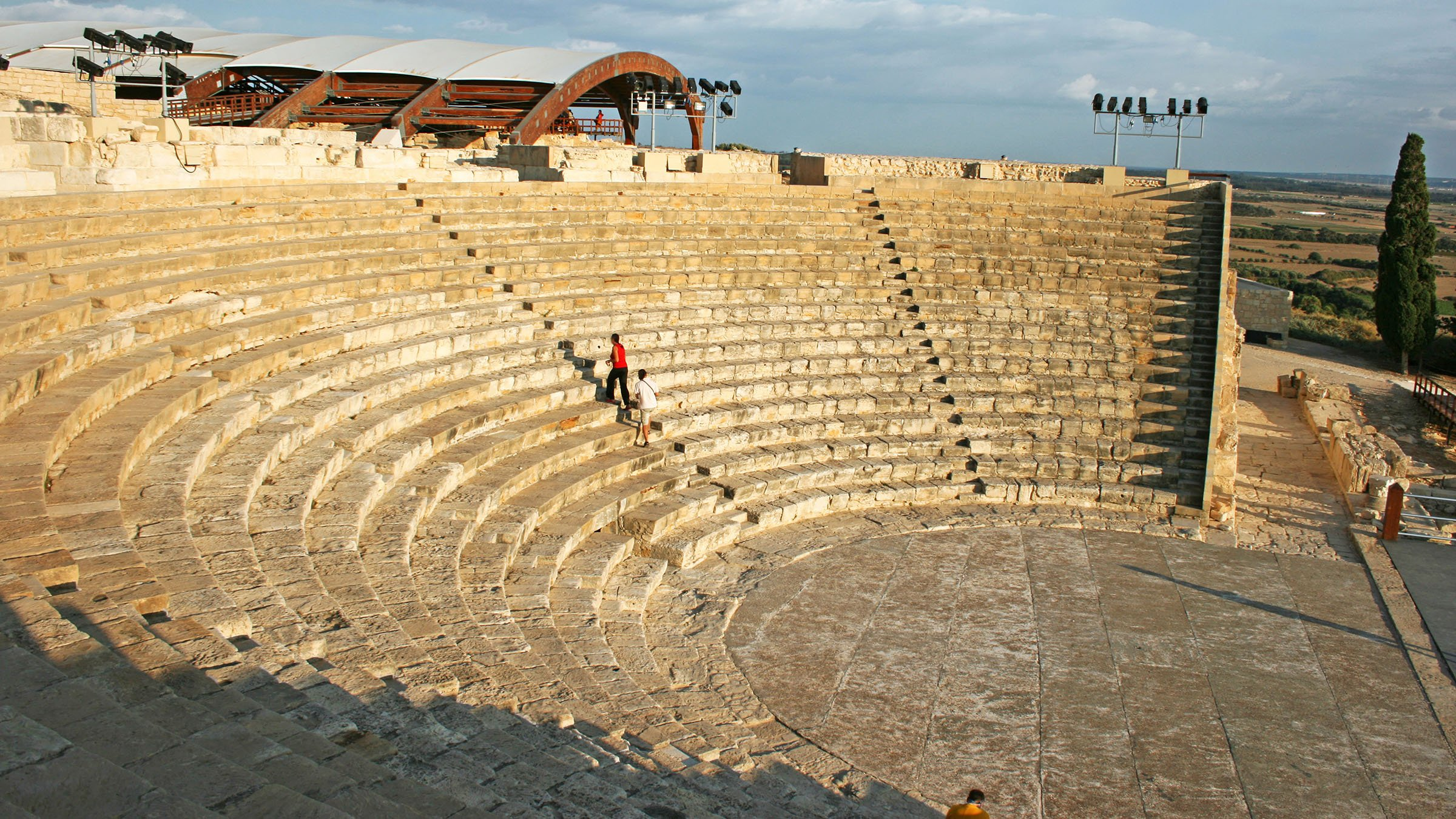 Ruinas Romanas Chipre