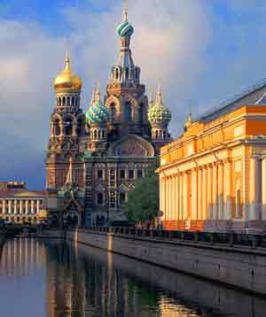 Impresiones de grandeza en Rusia