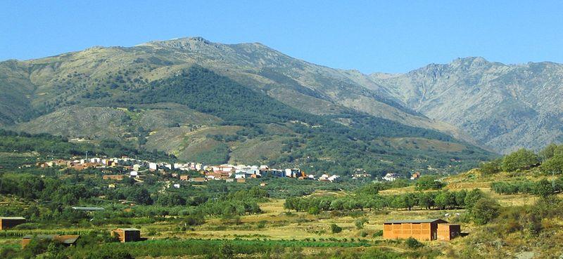 rutas de Gredos Aldeanueva de la Vera