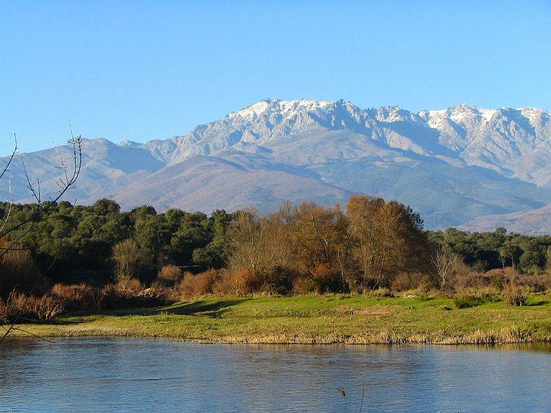 rutas de Gredos Pico Almanzor