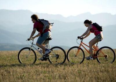 Rutas en bicicleta Málaga