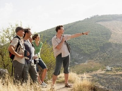 Rutas por Andalucía pasando por Granada